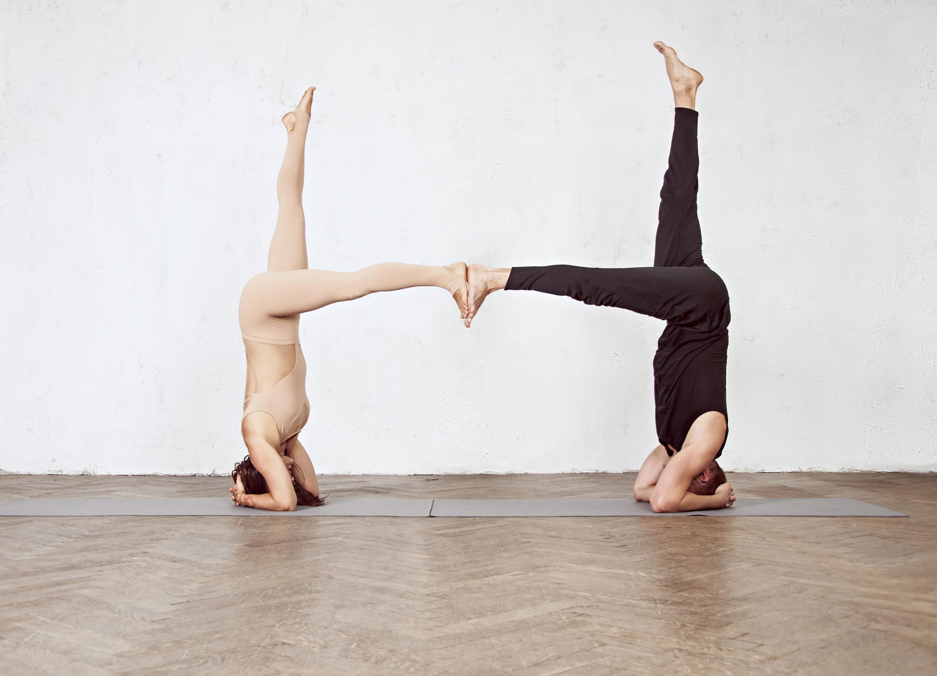 йога - это не только выполнение асан