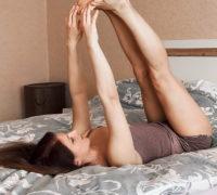 Йога перед сном